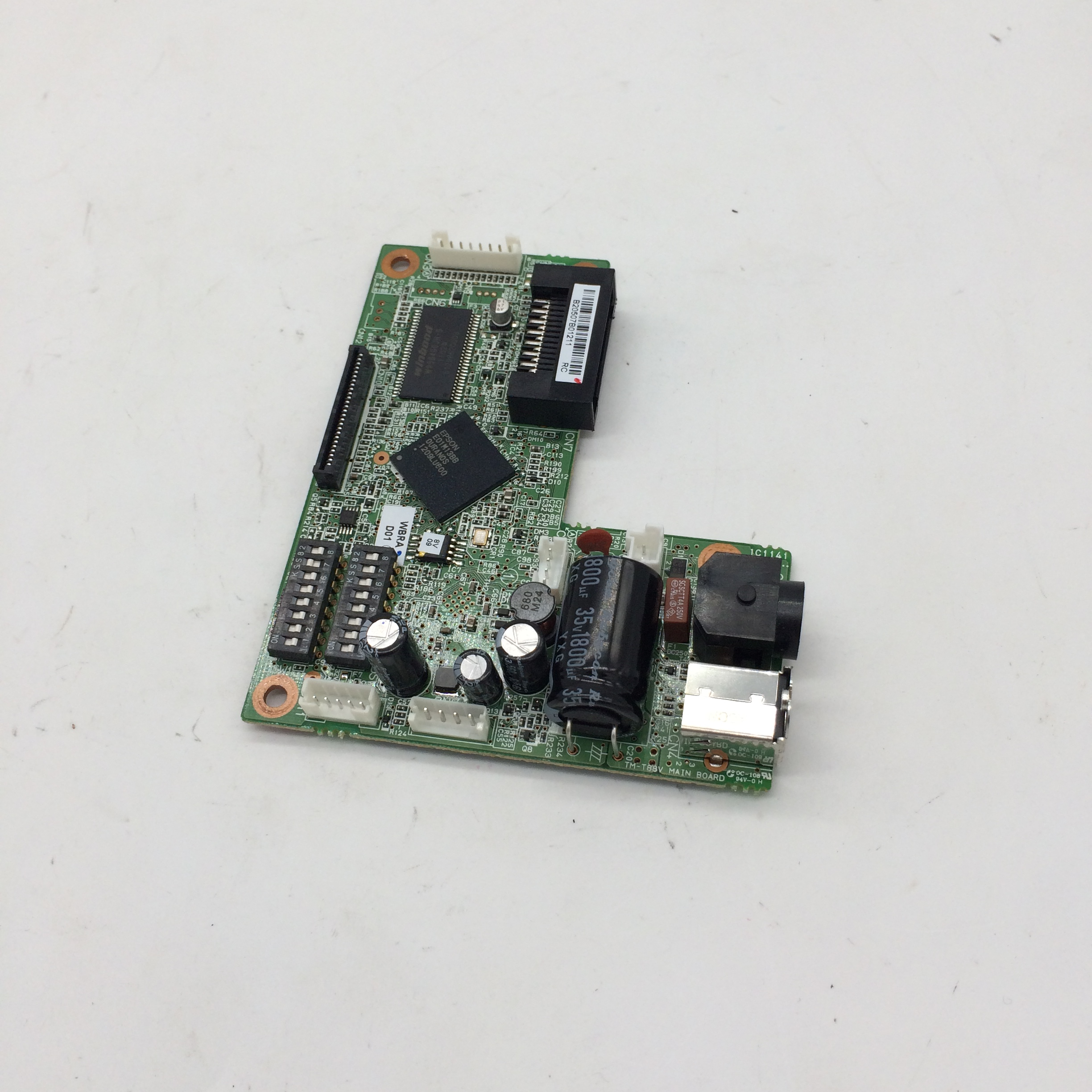MAIN FORMATTERBOARD MOTHER BOARD FOR EPSON TM-88V 88V LABEL PRINTERMAIN FORMATTERBOARD MOTHER BOARD FOR EPSON TM-88V 88V LABEL PRINTER