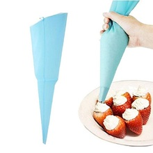 Pastry Bag 1pc Silicone Reusable Icing Piping Bags  Cake Cream DIY Decor Tool,Cake Decorating Tool  Ustensiles Patisserie