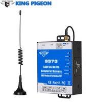 Wireless 3G IoT Gateway Modbus RTU SMS Supporta 128 Estendere I/O tag con porta Ethernet in grado di integrato per SCADA PLC HMI -