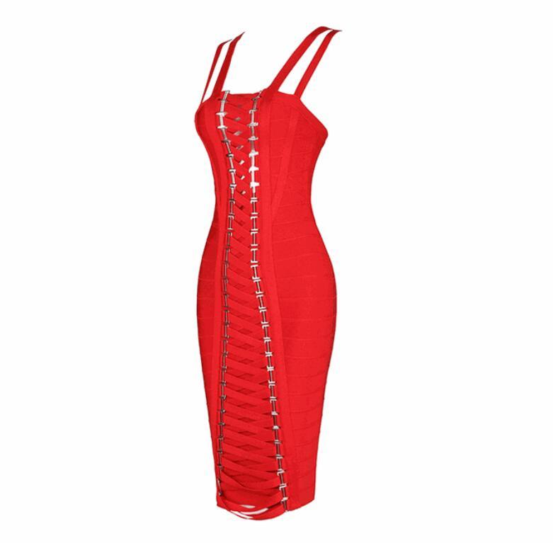 Nouveau Cou Soirée longueur D'été Robe Dropshipping Green Vert Haute Genou Army De Rouge Qualité rouge Arriva En Femmes Slash Gros q8ttxg