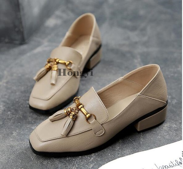 2018 Soft Leather Flat Shoes With low Woman Loafers Cowhide Spring Casual Shoes Women Flats Women Shoes new genuine leather shoes woman leather loafers cowhide flexible spring casual shoes women flats women oxfords comfortable shoes