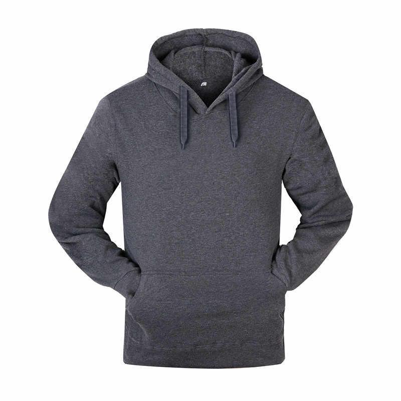 Mannen Merk Streetwear Trendy Gezichten Hooded Fleeces mannen Truien en Sweatshirts Oversized voor Herfst met Hip Hop Winter Hoodies