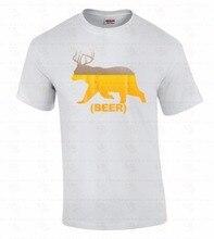 (Beer) men's t-shirt