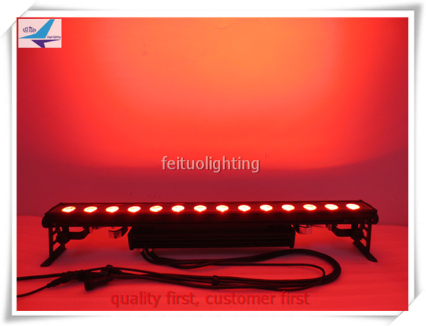 A-6/lot very brightest led matrix light 14x30w led cob wall washer light/bar light ...
