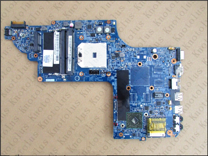 682180-601 For HP DV6T DV6-7000 laptop motherboard 682180-001 682180-501 DDR3 Free Shipping 100% test ok original 615279 001 pavilion dv6 dv6 3000 laptop notebook pc motherboard systemboard for hp compaq 100% tested working perfect