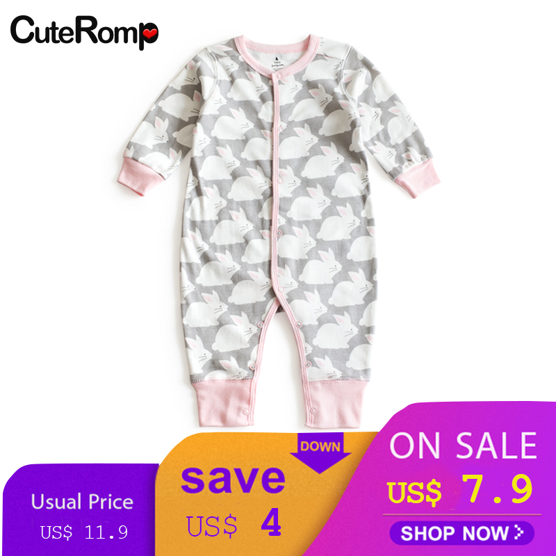 Personalized Name Baby Cotton Sleeper Gown Mashed Clothing Melanie