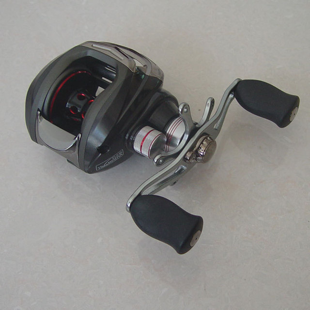 Free Shipping, New, Trulinoya, DW1000 Right :10+1BB Baitcasting fishing reel