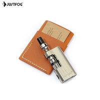 A Touch Authentic Justfog Q14 Compact Kit Comes 1 8ml Q14 Clearomizer And 5 Pin 900mAh