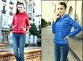Autumn Winter Jacket Women Cotton Bomber Jacket Womens Winter Jackets And Coats Colete Feminino Chaqueta