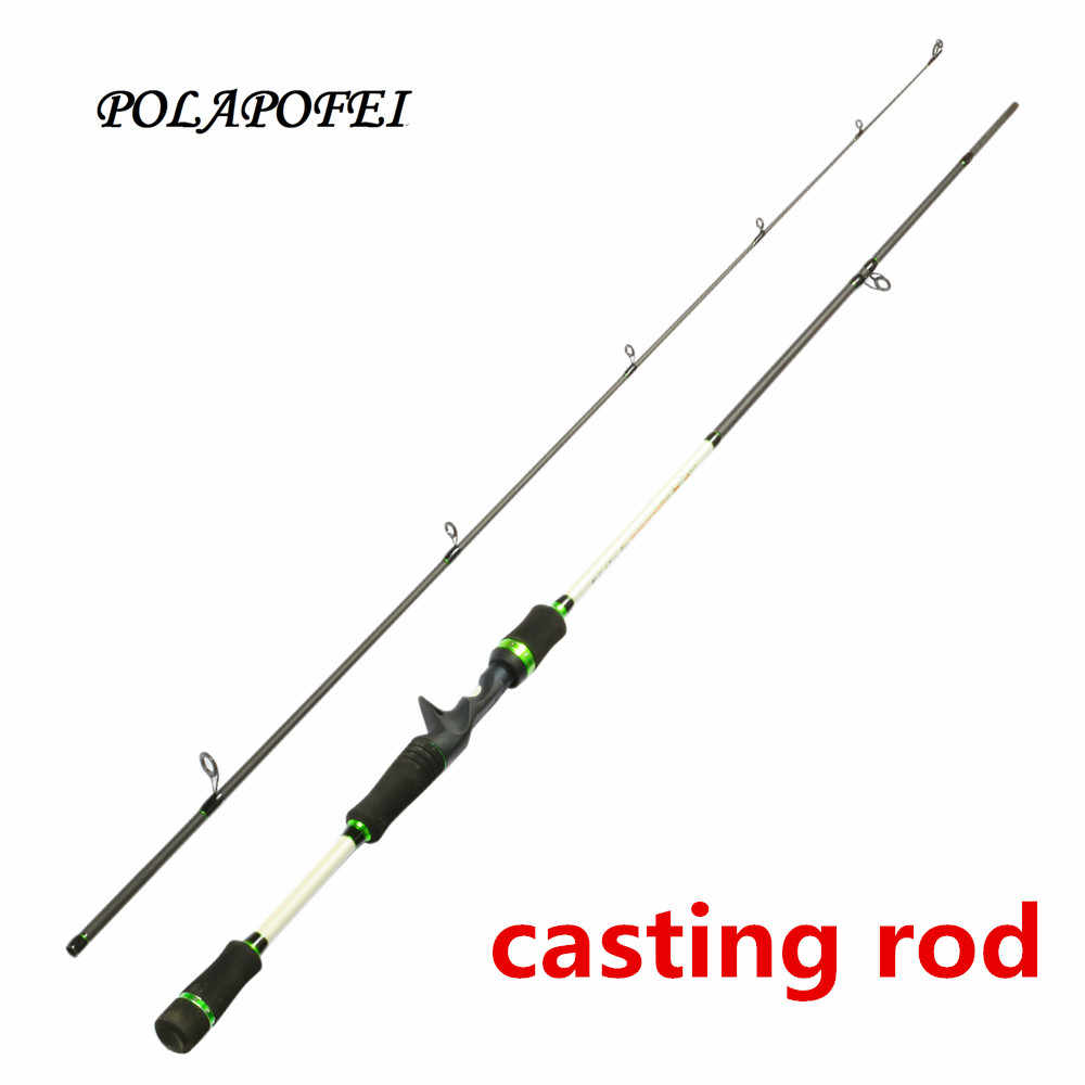 9e85e96b4d6 ... 2.1m Carbon Spinning Rods Casting Rod Fishing Rod Pod M 8~30g Fishing  Tackle ...