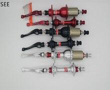 NOVATEC A171SB F172SB road fiets hub 20 28 32 gat raceing bike aluminium 4 lager hub 8/9 /10/11 snelheid clip vliegwiel