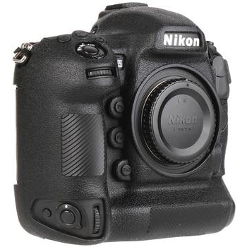 цена на for Nikon D5 Camera Cover Silicone High Grade Litchi Texture Camera Protective Body Case for Nikon D5 Camera Protector Cover