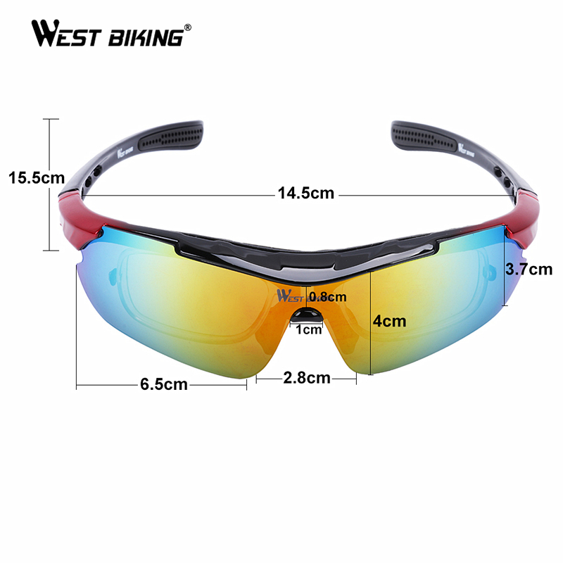 Cycling Bicycle Sunglasses Polarized Glasses 5 lens Oculos Ciclismo Gafas  Outdoor MTB Road Bike Lunette Cyclisme Cycling Eyewear-in Cycling Eyewear  from ... ab41f6bc38