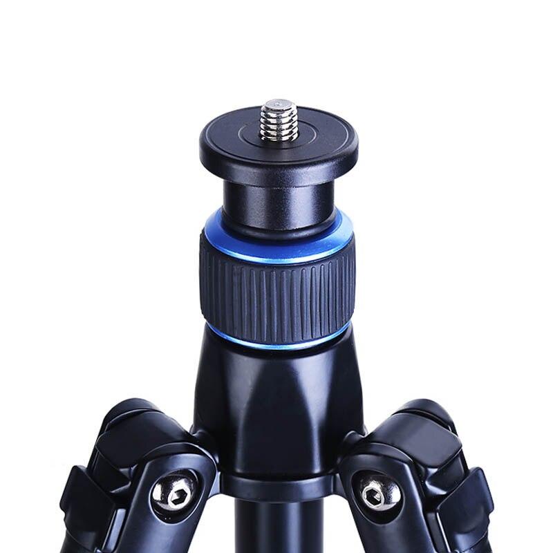 Manbily AZ300 DSLR Kamera üçün Yığcam Səyahət Tripod Monopod - Kamera və foto - Fotoqrafiya 4