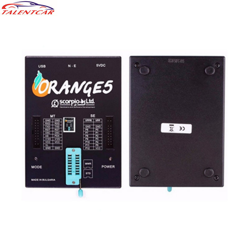 Super Quality OEM Orange5 ECU Programmer Device Orange 5 professional Auto ECU Chip Tunning Programmer with Free Shipping