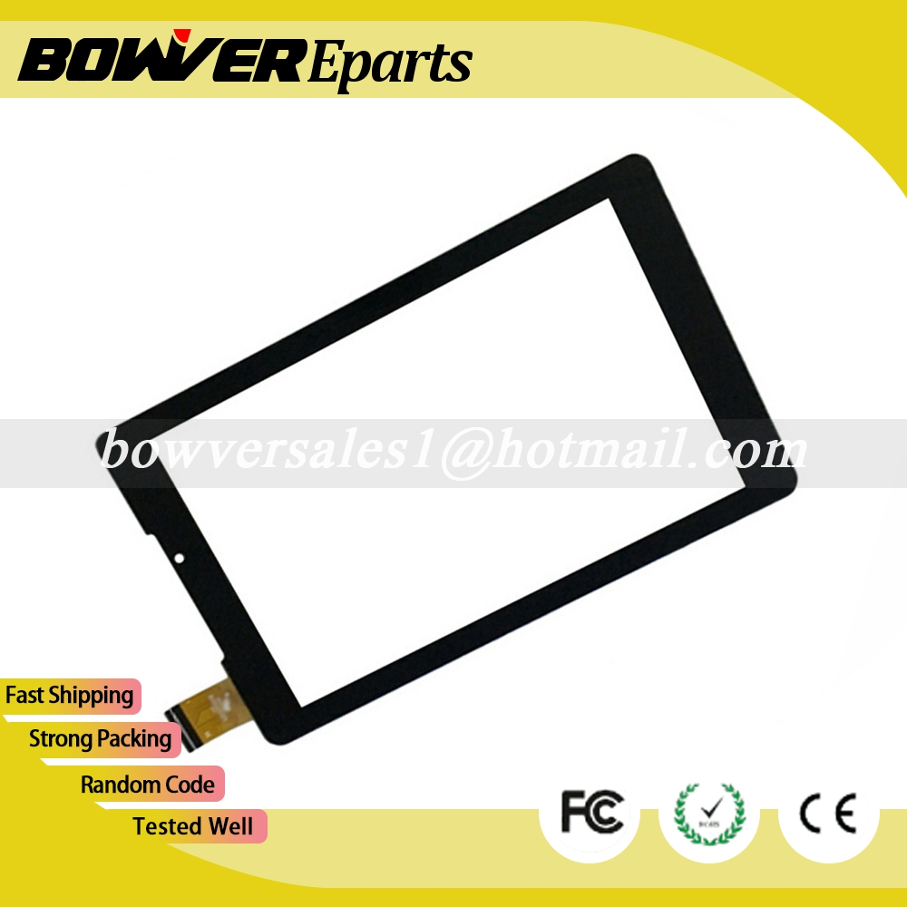 A+  7inch touch screen digitizer glass Panel Sensor For 7 Prestigio MultiPad Wize 3767 3757 3787 3G Tablet 10pcs lot new touch screen digitizer for 7 prestigio multipad wize 3027 pmt3027 tablet touch panel glass sensor replacement