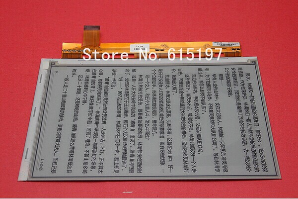 ФОТО original New Eink 9.7inch ED097OC4(LF) Ebook screen for Amazon Kindle DXG/ Kindle DX Ebook screen Electronic ink display