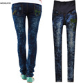 Maternity Jeans Spring Autumn Denim Hold Up Belly Pants  Zipper Scratched Ripped Pregnant Clothing Pencil Pants w09
