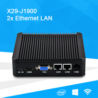 XCY Mini PC Celeron J1900 Quad Core Business PC 2 0GHz Micro Desktop HTPC HDMI VGA