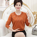 2016 new women's simple long-sleeved pullover autumn and winter round neck bottoming warm cheap fashion sweater free shipping