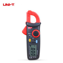 UNI-T UT210A Digital Clamp Meter MultiMeter 200A 2000 Counts Mini High Sensitivity Multifunction Leakage AC Current Testers