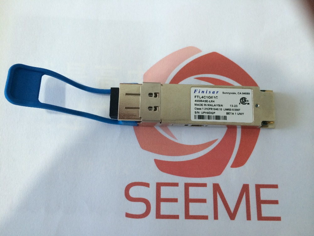 Finisar FTL4C1QE1C 40GBASE-LR4 1310NM-40G-10KMFinisar FTL4C1QE1C 40GBASE-LR4 1310NM-40G-10KM