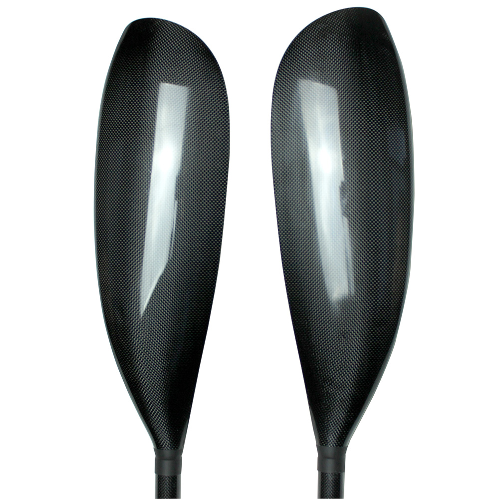 High quality carbon Kayak paddle in Wing Blade With Oval Shaft 10cm length adjustment and Free bag-Q14-MED(epic new blade)