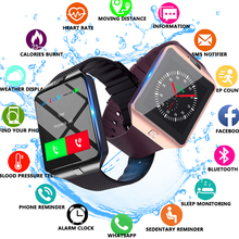 Bluetooth Smart Watch Relojes Smartwatch Relogios TF SIM Camera for IOS iPhone Samsung Huawei Xiaomi Android Phone PK Y1 A1 цена