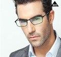 Оптовая высокого качества для мужчин pure titanium весь рим очки кадров, среднего размера, упругих храм