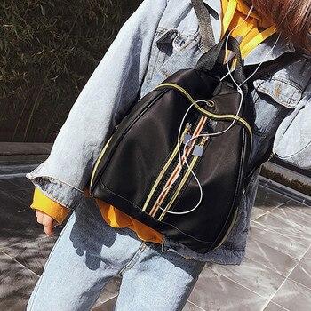 30#Women's Bag Backpack Leopard Bag Travel Bag Large Capacity Middle Student Bag Support Wholesale And Dropship