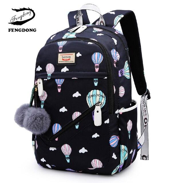 ファッション 2020 女性バックパックナイロン Backbag Mochilas 女性 bagpacks 十代の少女 Bagpack Backbag リュック