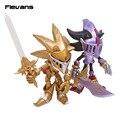 Sonic the Hedgehog Juguetes de Sonido y el Caballero Negro Excalibur Sonic/Sir Lancelot Acción PVC Figura de Colección Modelo de Juguete