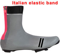 Bicicleta Bike Cycling Shoe Covers Waterproof Overshoes Rainy Night Overall Reflective Protector Cubrezapatillas Ciclismo Mtb