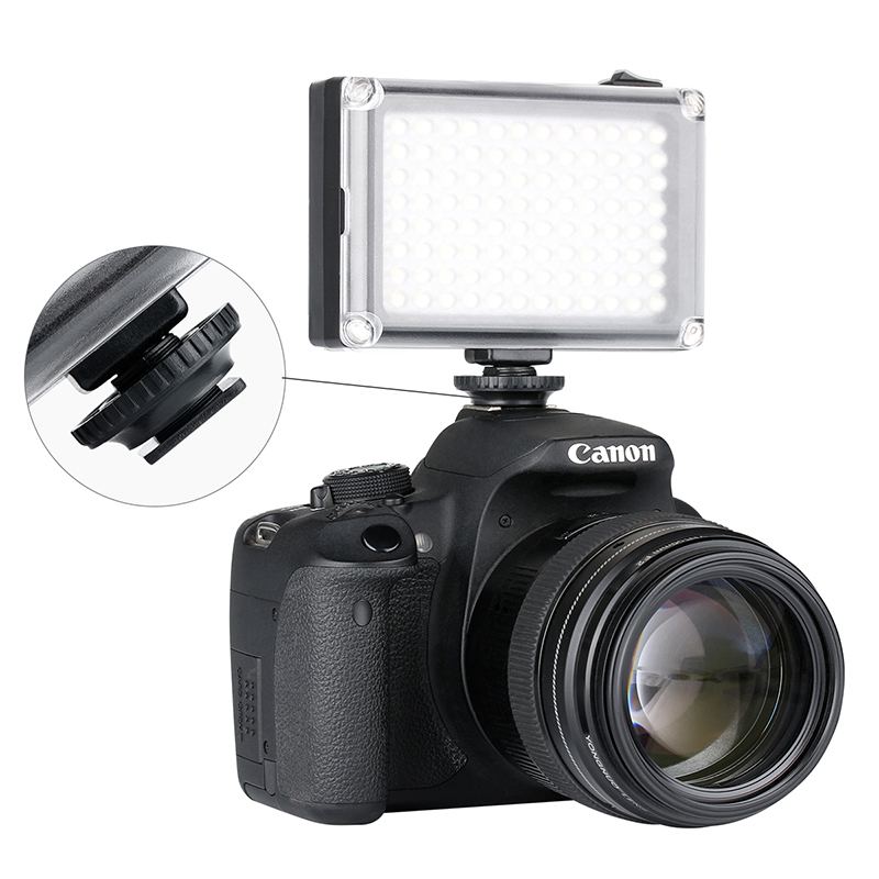 Ulanzi 96 Kamerada LED Video Light Photo Studio Nikon Canon Sony - Kamera və foto - Fotoqrafiya 2
