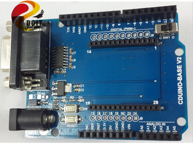 Blend Micro - Arduino Development Board with BLE