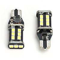 Lo recomiendo! Ecomonic! 2 pack Coche LED de marcha atrás Bombillas de Canbus T15 W16W 921 912 2835SMD Sin Error Inversa Iluminación