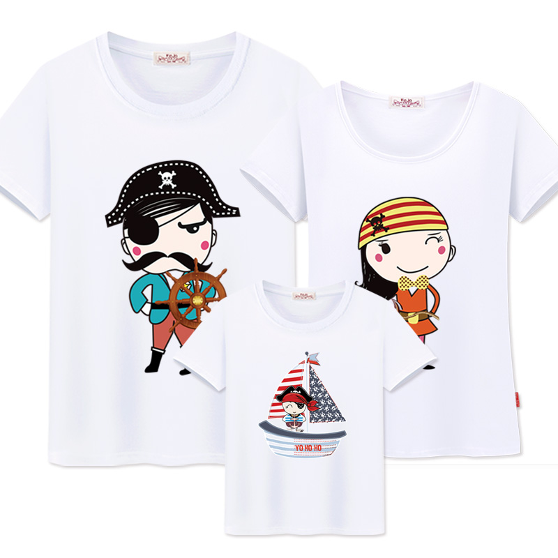 family matching clothes father mother son outfits T-shirts mother and daughter clothes mom and me clothing cotton family look 2017 summer children clothing mother and daughter clothes xl xxl lady women infant kids mom girls family matching casual pajamas