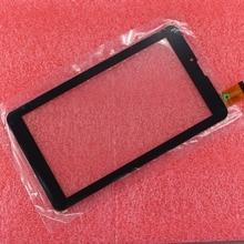 10 шт./лот Бесплатная Пленка + сенсорный экран 7 «Wize Prestigio MultiPad 3038 3 Г Планшетных Сенсорная панель Планшета Стекло Датчик Бесплатная Доставка