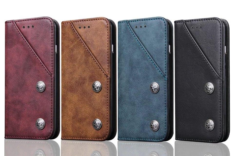 Iphonex Phone Cases: Classic Phone Case For IphoneX I8 8plus Premium Leather