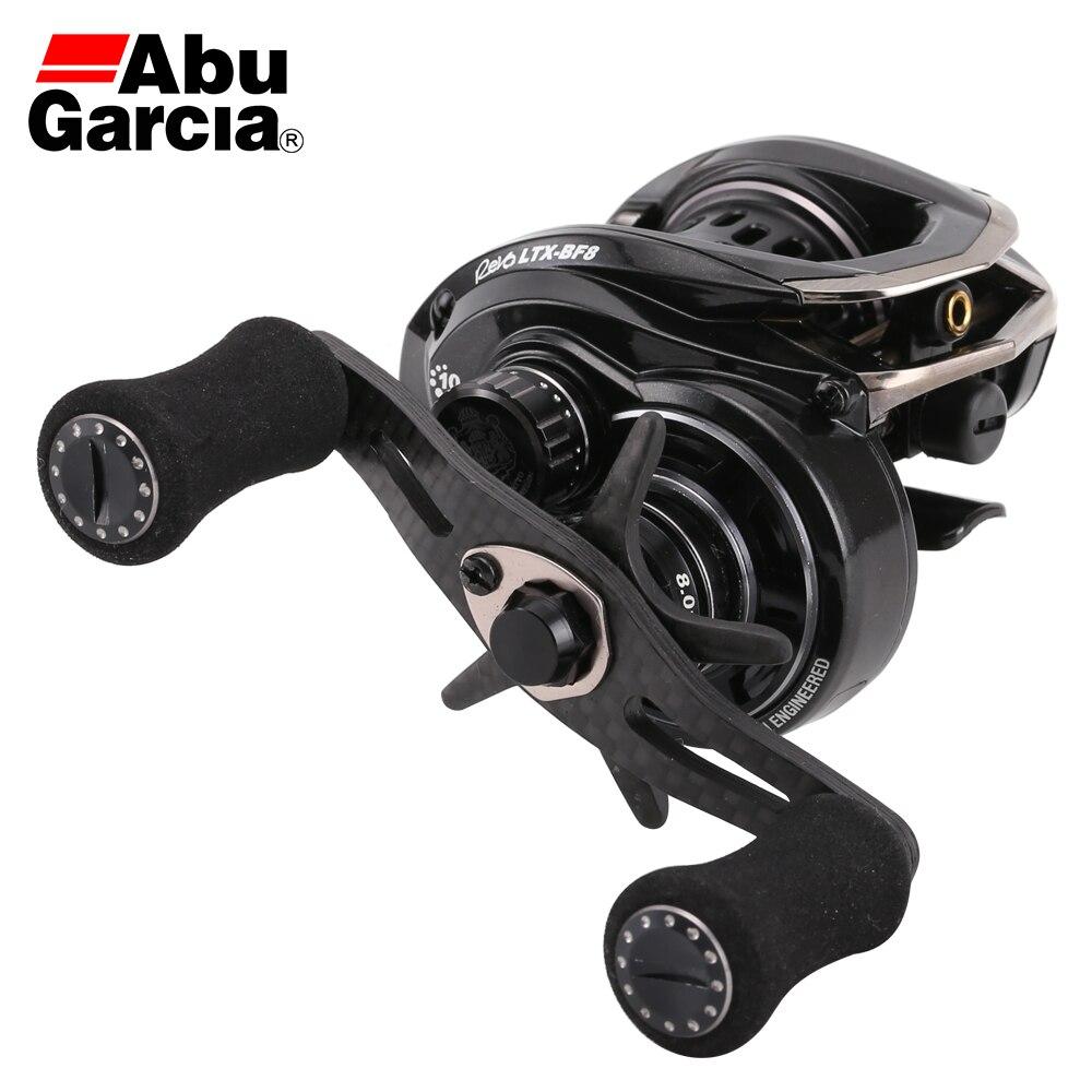 Original Abu Garcia REVO LTX BF8 8 L Baitcasting Fishing Reel 10BB 8 0 1 129g