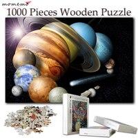 MOMEMO 1000 Peças do Puzzle Brinquedos De Madeira Quebra-cabeças para Adultos Criatividade 1000 Peças Jogos de Puzzle Crianças Brinquedos Educativos Presente