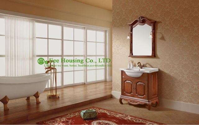 Bagno Legno Massello : Mobiletto del bagno migliore sellinghigh end di lusso in legno