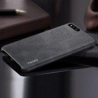 X Level Phone Case Ultra Slim For Xiaomi MI6 Back Case Cover High Quality PU Leather