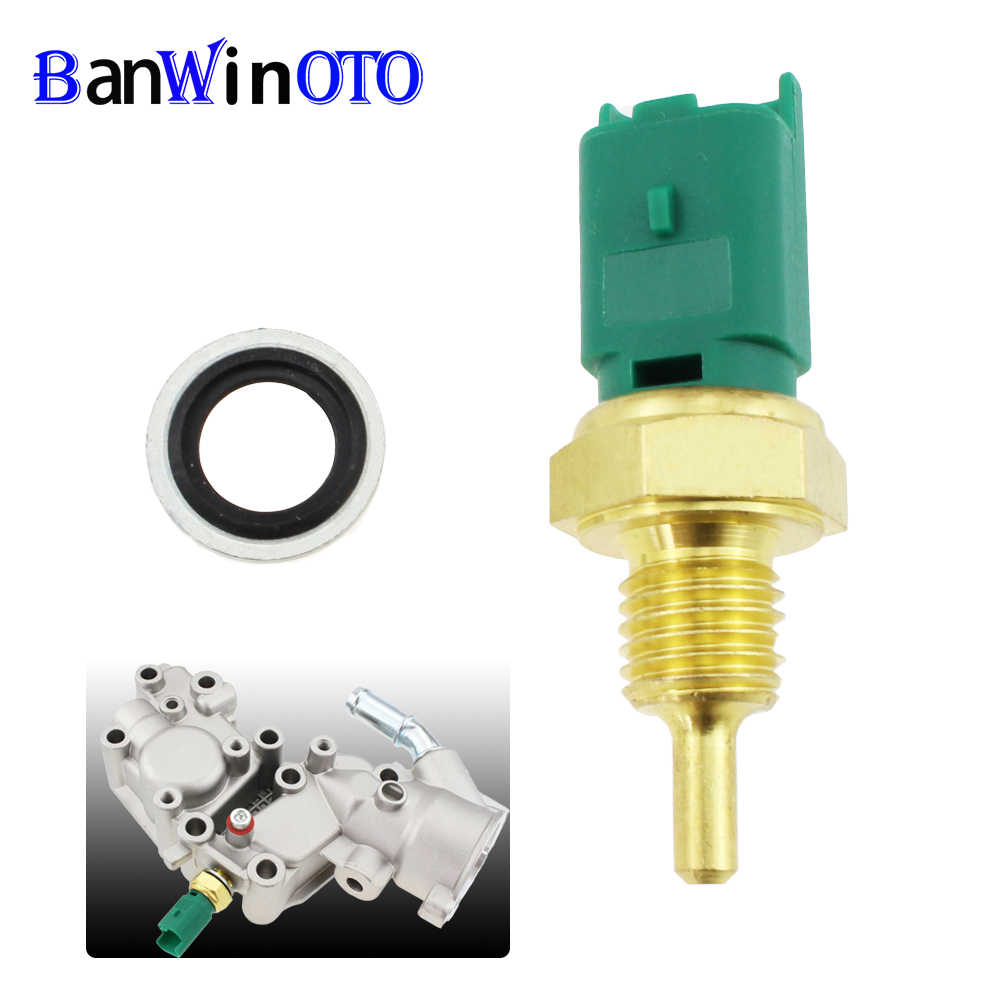 Water Coolant Automobiles Sensors Temperature Sensor For Peugeot Renault  Fiat 1338 88 96368023 963677180 9628454680 1338 A7