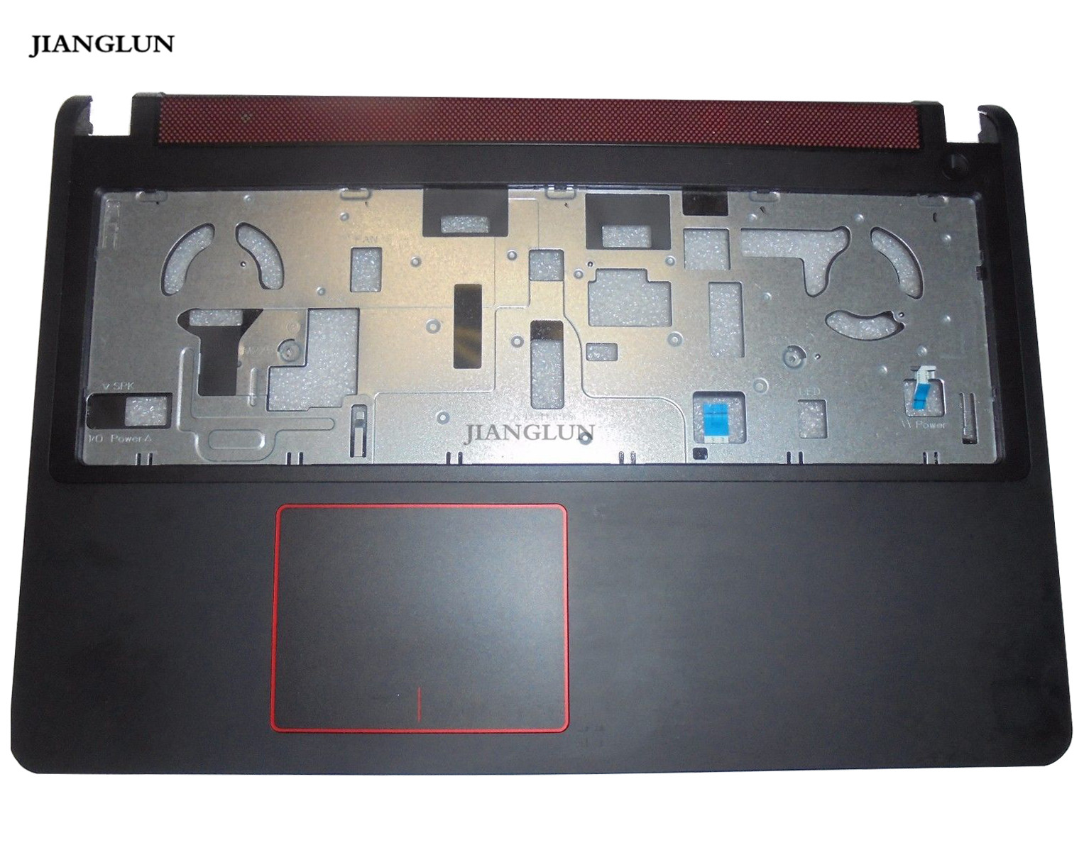 JIANGLUN For <font><b>Dell</b></font> <font><b>Inspiron</b></font> <font><b>15</b></font> <font><b>7559</b></font> Palmrest Top Case with Touchpad image
