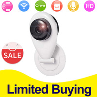SACAM72L1W Indoor IP Cameras 720P Play And Plug Wifi Wireless Network Dual Stream CCTV Camera For