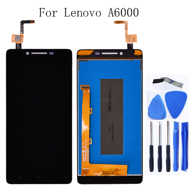 Suitable for Lenovo A6000 K3 K30 T LCD liquid crystal display with touch screen digitizer component for Lenovo A6000 display