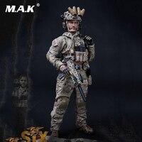 Для сбора мини раз игрушки 1:6 масштаб M010 армии США Новый seal team six solider фигурку полный комплект Солдат кукла игрушки подарки