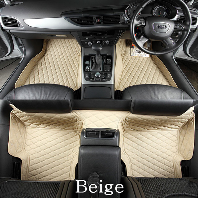 Custom Car Floor Mats For Volvo C30volvo Xc90 All Model Right Hand