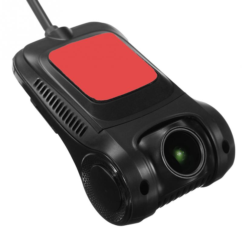 2018 Скрытая Тип 1080 P HD регистраторы Автомобильный видеорегистратор Wi-Fi автомобиля Камера один объектив авто мобильных Регистраторы Поддержк...